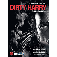 The Dirty Harry Collection (DVD)