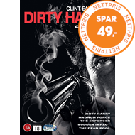 Produktbilde for The Dirty Harry Collection (DVD)