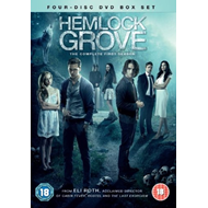 Hemlock Grove - Sesong 1 (UK-import) (DVD)