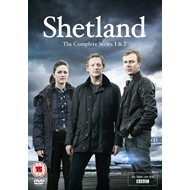 Shetland - Sesong  1 & 2 (UK-import) (DVD)