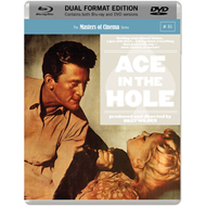 Ace In The Hole (UK-import) (Blu-ray + DVD)