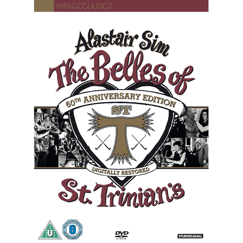The Belles Of St. Trinians - 60th Anniversary Edition (UK-import) (DVD)