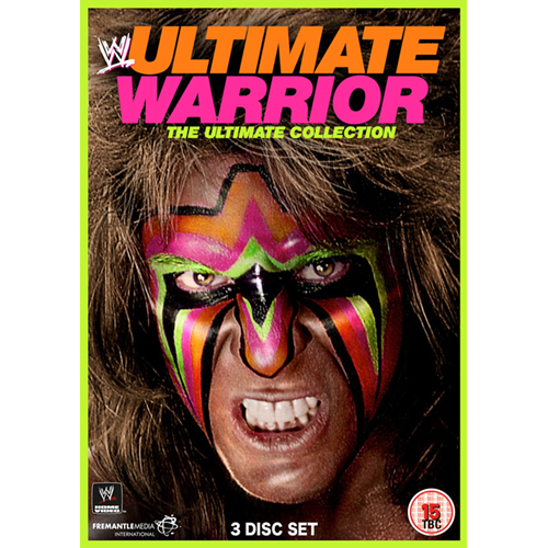 WWE: Ultimate Warrior - The Ultimate Collection (UK-import) (DVD)