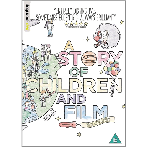 A Story Of Children And Film (UK-import) (DVD)