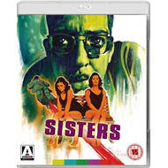 Sisters (UK-import) (Blu-ray + DVD)