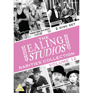The Ealing Studios Rarities Collection - Volum 12 (UK-import) (DVD)