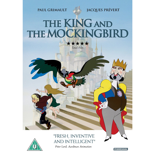 The King And The Mocking Bird (UK-import) (DVD)