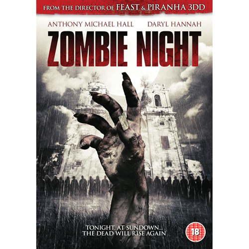Zombie Night (UK-import) (DVD)