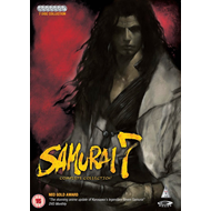 Samurai 7 - Complete Collection (UK-import) (DVD)