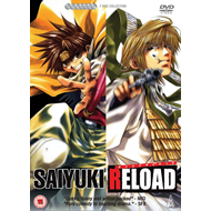 Saiyuki Reload (UK-import) (DVD)