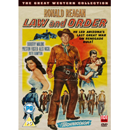 Law And Order (UK-import) (DVD)