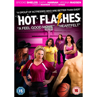 Hot Flashes (UK-import) (DVD)
