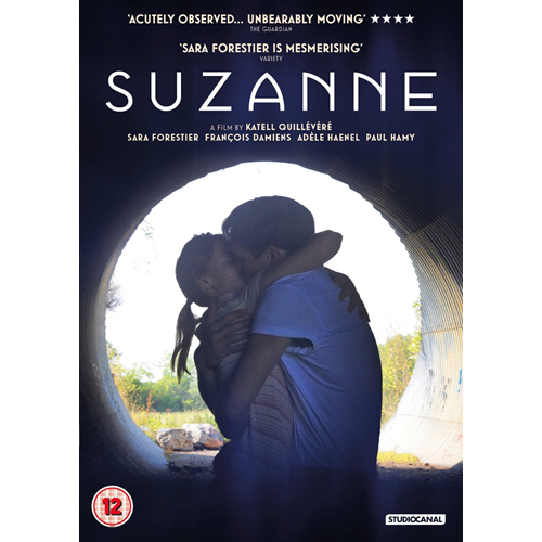 Suzanne (UK-import) (DVD)