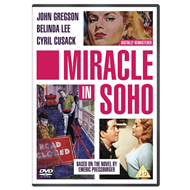 Miracle In Soho (UK-import) (DVD)