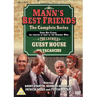 Mann's Best Friends - The Complete Series (UK-import) (DVD)