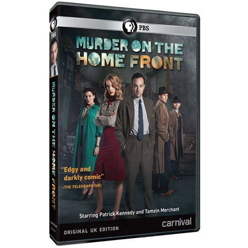 Murder On The Home Front (DVD - SONE 1)