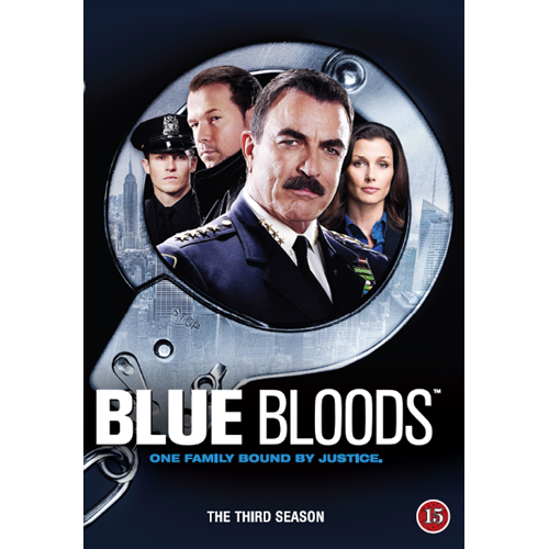 Blue Bloods - Sesong 3 (DVD)