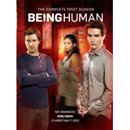 Being Human (US) - Sesong 1 (DVD - SONE 1)