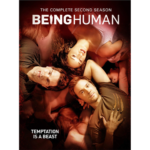 Being Human (US) - Sesong 2 (DVD - SONE 1)