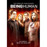 Being Human (US) - Sesong 3 (DVD - SONE 1)