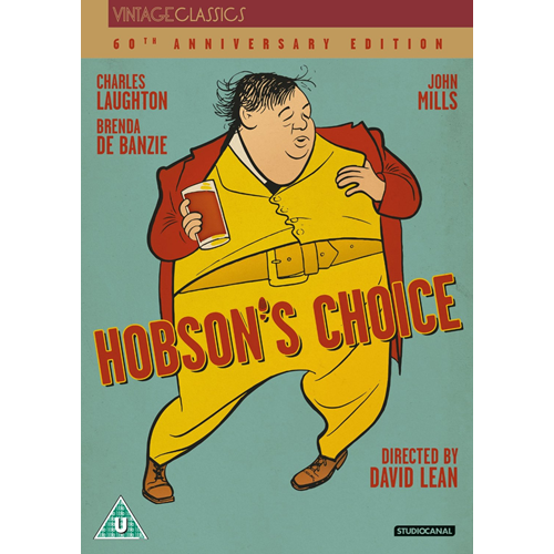 Hobson's Choice (UK-import) (DVD)