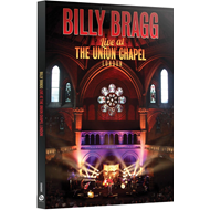 Produktbilde for Billy Bragg - Live At The Union Chapel, London (m/CD) (DVD)