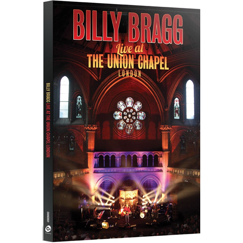Billy Bragg - Live At The Union Chapel, London (m/CD) (DVD)