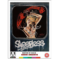 Sleepless (UK-import) (DVD)