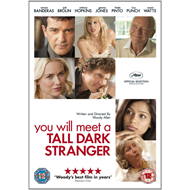Produktbilde for You Will Meet A Tall Dark Stranger (UK-import) (DVD)