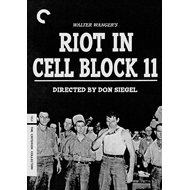 Riot In Cell Block 11 - Criterion Collection (DVD - SONE 1)
