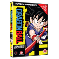 Dragon Ball - Season One (UK-import) (DVD)