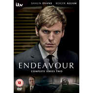 Endeavour - Sesong 2 (UK-import) (DVD)
