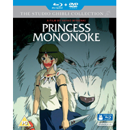 Princess Mononoke (UK-import) (Blu-ray + DVD)