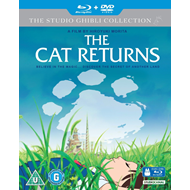 The Cat Returns (UK-import) (Blu-ray + DVD)