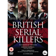 Britain's Serial Killer Box Set (UK-import) (DVD)