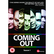Coming Out (UK-import) (DVD)