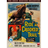 Ride A Crooked Trail (UK-import) (DVD)