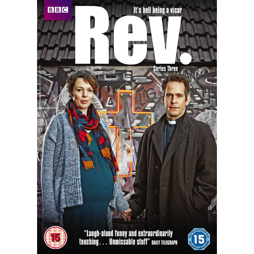 Rev. - Sesong 3 (UK-import) (DVD)