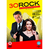 30 Rock - The Complete Series (UK-import) (DVD)
