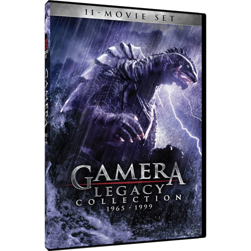 Gamera - Legacy Collection - 1965-1999 (DVD - SONE 1)