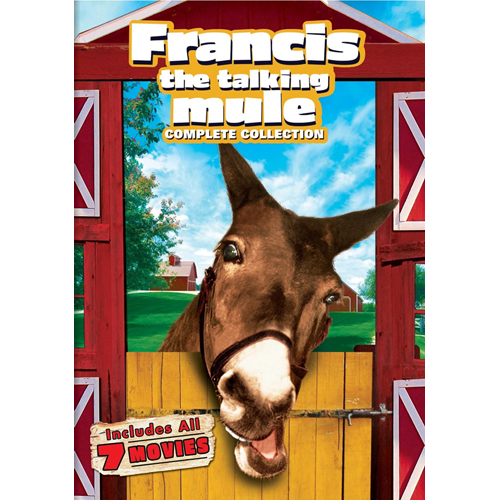 Francis The Talking Mule - Complete Collection (DVD - SONE 1)