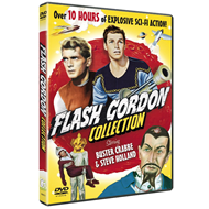 Flash Gordon Collection (DVD - SONE 1)