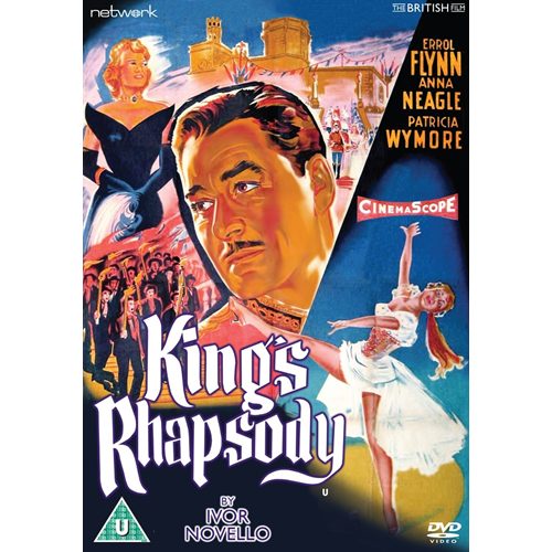 King's Rhapsody (UK-import) (DVD)