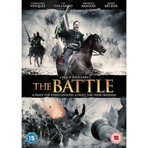 The Battle (UK-import) (DVD)