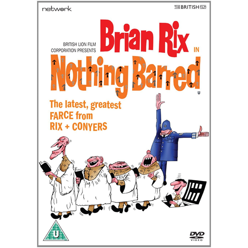 Nothing Barred (UK-import) (DVD)