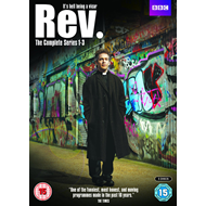 Rev. / Soknepresten - Sesong 1 - 3 (UK-import) (DVD)