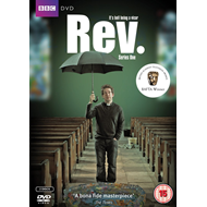 Rev. - Sesong 1 (UK-import) (DVD)