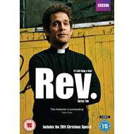 Rev. - Sesong 2 (UK-import) (DVD)