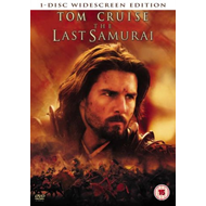 The Last Samurai (UK-import) (DVD)