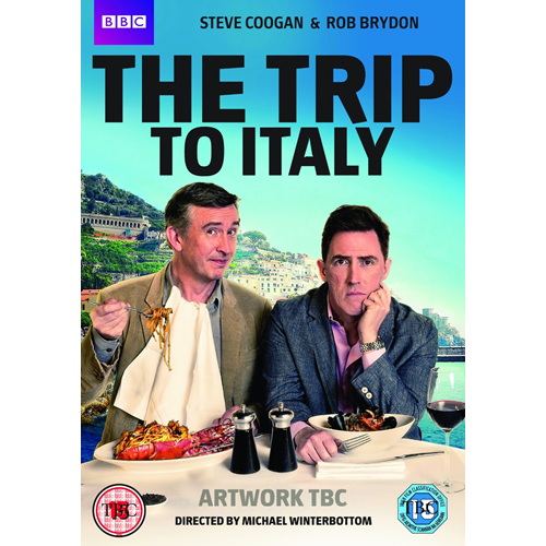 The Trip To Italy (UK-import) (DVD)
